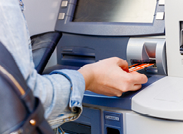How to Spot ATM Skimmers