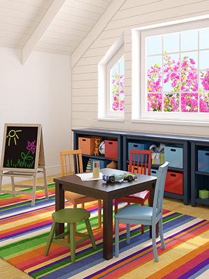 Ways to get the most out of a couple extra feet of living space